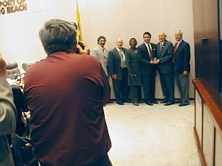 EPA Award to PoLB 5/31/05