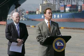 Schwarzenegger/McCain Feb. 21/07