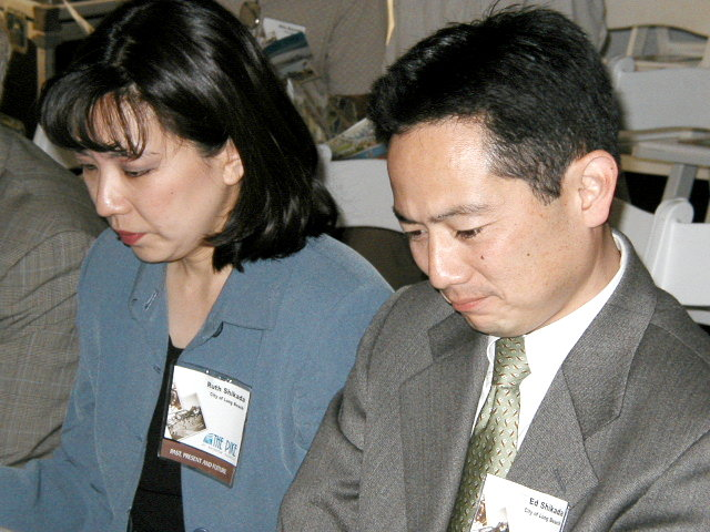 Ed & Ruth Shikada