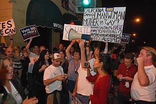 Prop 8 demonstration Nov. 7/08
