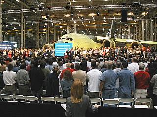 Gov. Schwarzenegger Workers Comp signing April 19/04