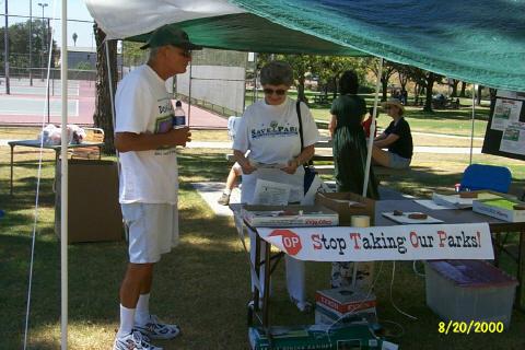Scherer Park Activists