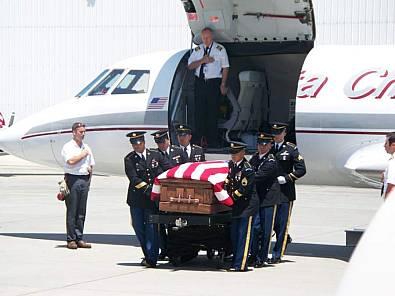 Sgt. Ira Garcia, July 22/08