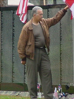 Vietnam Wall 5 June 30/02