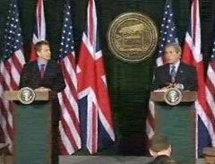 Bush/Blair Mar 27 News Conf