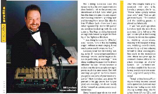Lovelace DJ times article June 05