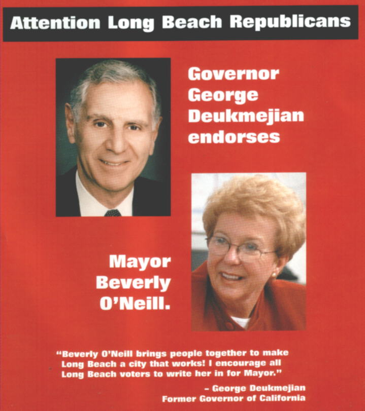 O'Neill Republican mailer, May '02
